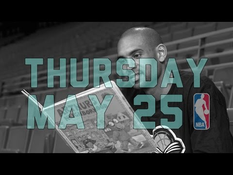 NBA Daily Show: May 25 - The Starters
