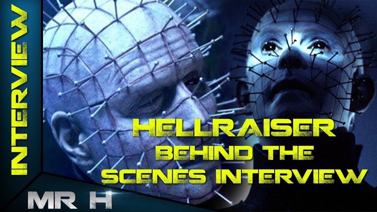HELLRAISER Behind The Scenes Interview PART ONE
