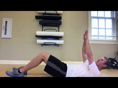Work your CORE for a better golf swing