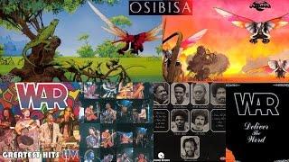 Live music (3)  (War & Osibisa)