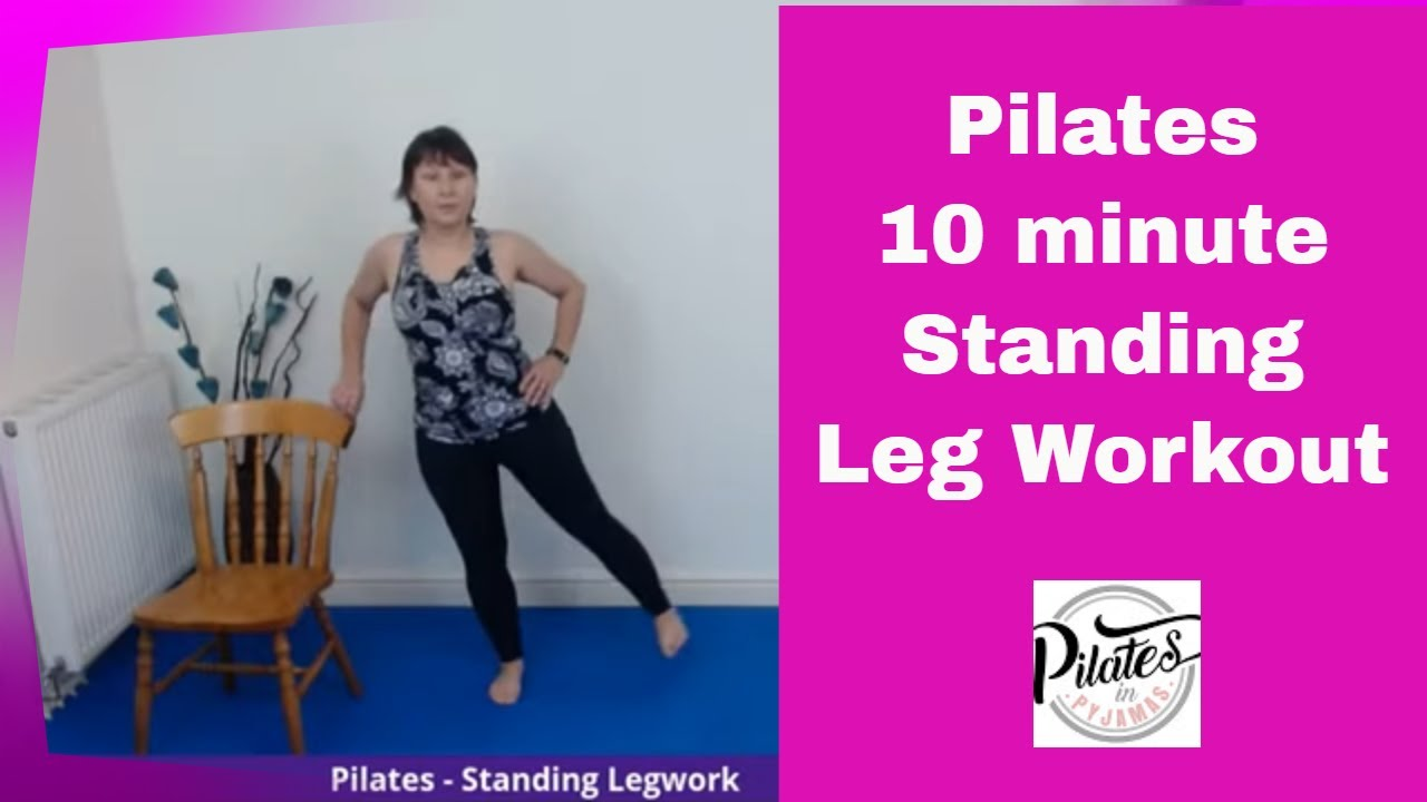 Wednesday Workout - 10 minute standing Leg workout