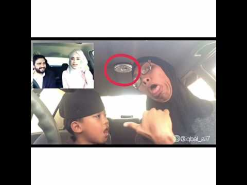 Viral Lelaki Tiru Gaya Wanita Arab