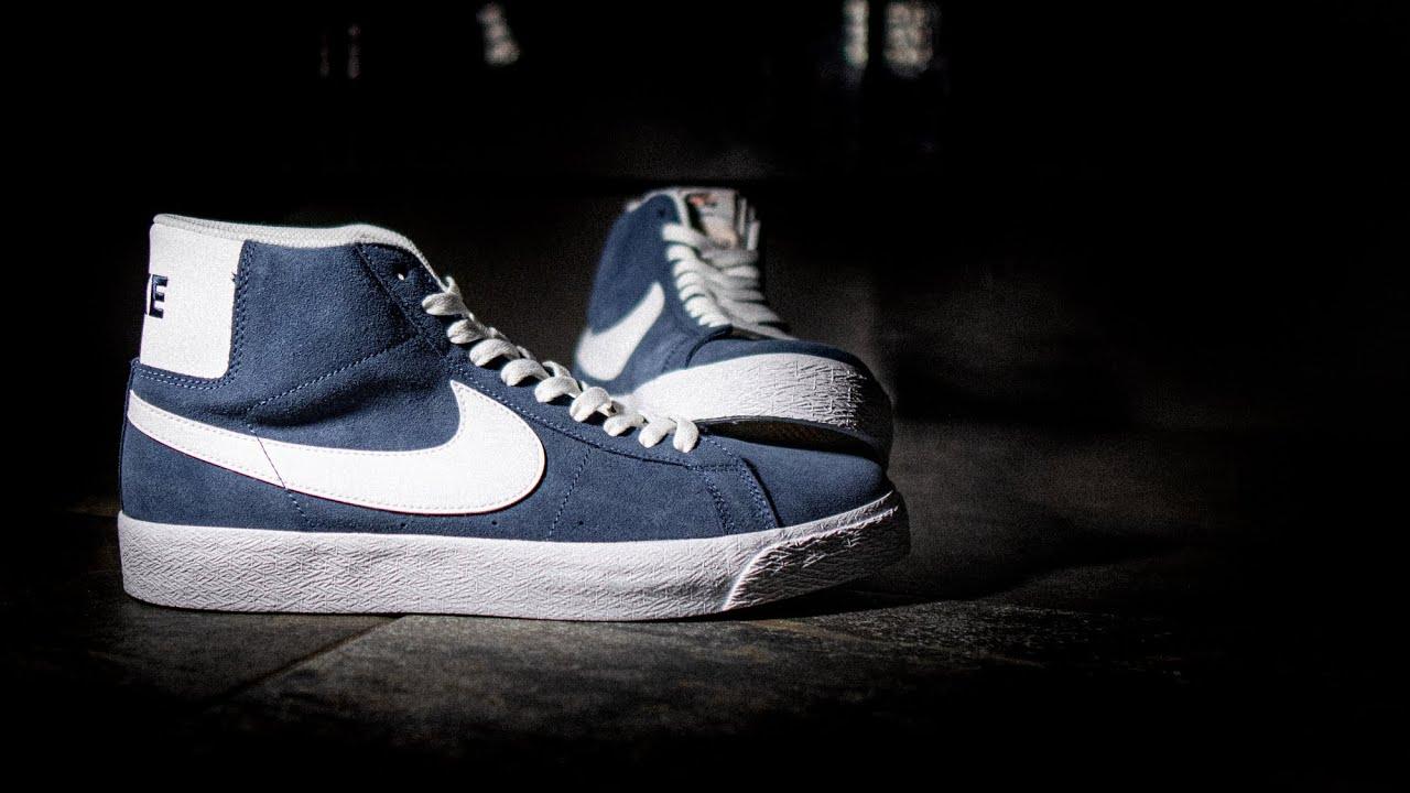 SIMPLE - Nike SB Blazer Mid