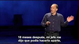 El futuro de la Web 1/2: Tim Berners-Lee en TED 2009