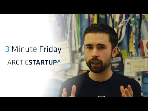 3 Minute Friday By ArcticStartup. Episode 2