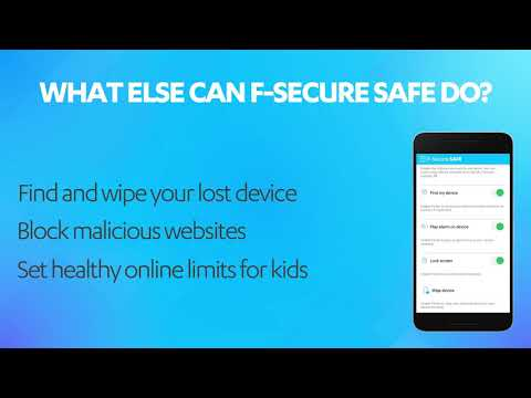 f-secure freedome vpn + key mobile