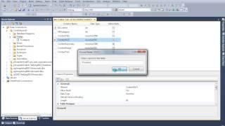 الدرس (3) برمجة وتصميم موقع شركة وهمية بتقنية ASP.NET - تابع لقواعد البيانات