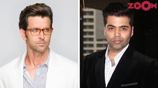 Hrithik Roshan NOT INTERESTED talking about various issues on Karan's chat show? | Bollywood News