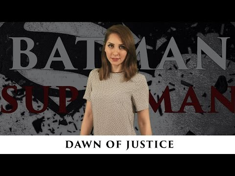 Batman V Superman Dawn Of Justice - Sinema Evreni