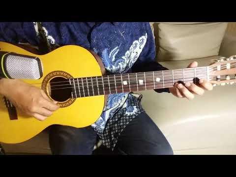 Indonesia Pusaka - Ismail Marzuki (Lagu Wajib Nasional) | Tutorial Gitar Fingerstyle Cover