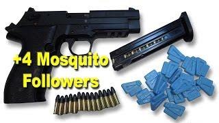 Sig Sauer 22 Mosquito High Capacity Magazine Modification