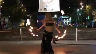 Vaudeville Fire and Dance