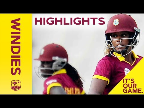 Windies Women v South Africa 5th T20I 2018 | Full Highlights