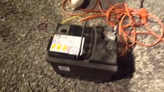 echange batterie 5008