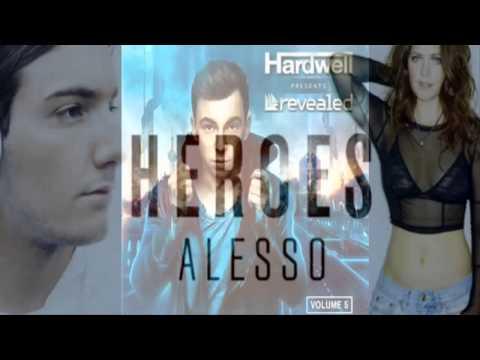 Hardwell vs. W&W vs. Alesso - Spaceman vs  Rocket vs  Heroes (Hardwell Mashup)