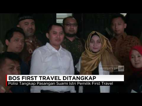 Bos First Travel Ditangkap