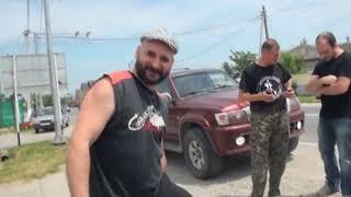 путешествия в горы Верхняя Балкария - Безенги. Через школьный перевал(Поездка выходного дня на джипах., 2015-06-17T23:55:19.000Z)