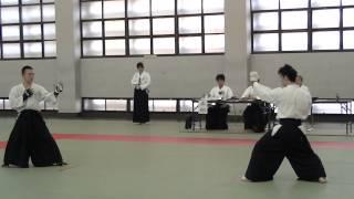 第八回相生道愛知県大会 「模範演武」