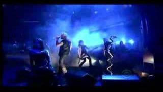 Mötley Crüe - Late Night with David Letterman 2008