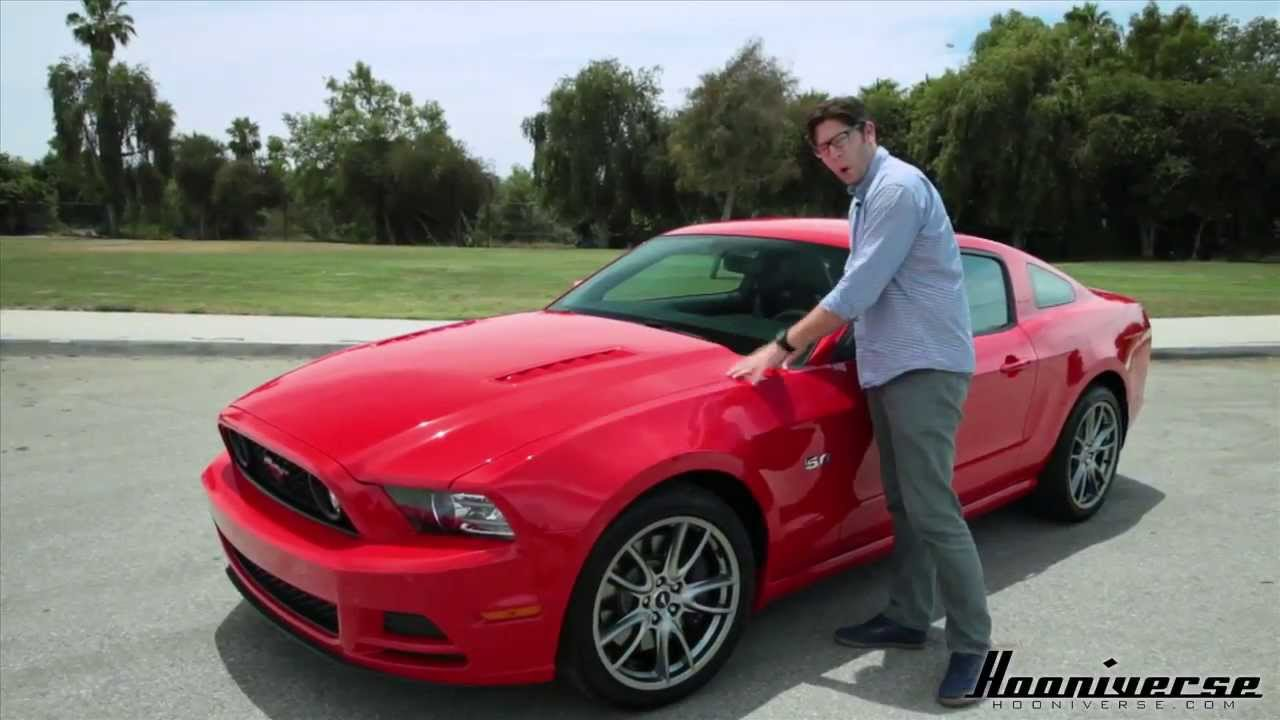 2014 ford mustang gt review