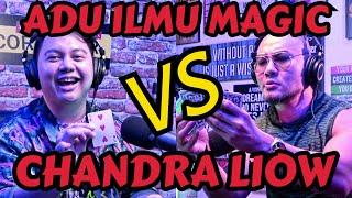 GOKIL! ADU SULAP Deddy Corbuzier VS Chandra Liow
