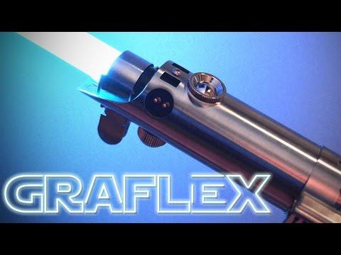 Parks Sabers: ESB Graflex Review!