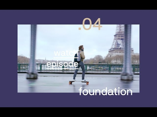 Ep. 4: Foundation, the startup documentary series