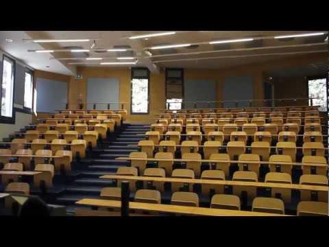"""Campus Sophia Tech, """"Amphithéâtre Ouest"""""""
