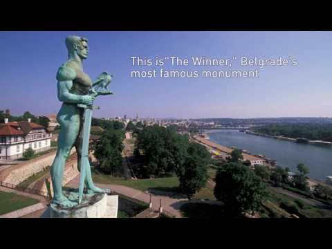 Belgrade The Winner City