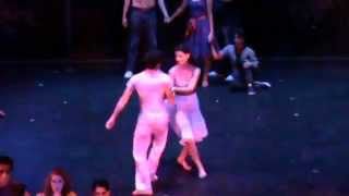 West Side Story - Dream Ballet/Somehere, St Xavier High School