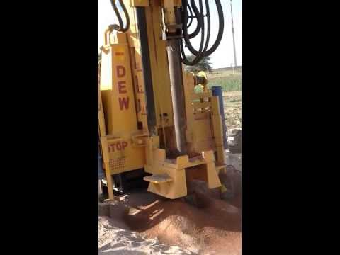 DEW 2000 ( water well drilling rigs )