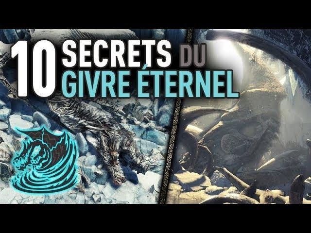 10 SECRETS du GIVRE ÉTERNEL