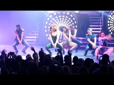 Britney Spears - GimmeMore/BreaktheIce/PieceofMe Live - Feb/22/2014 @PlanetHollywood, Las Vegas.