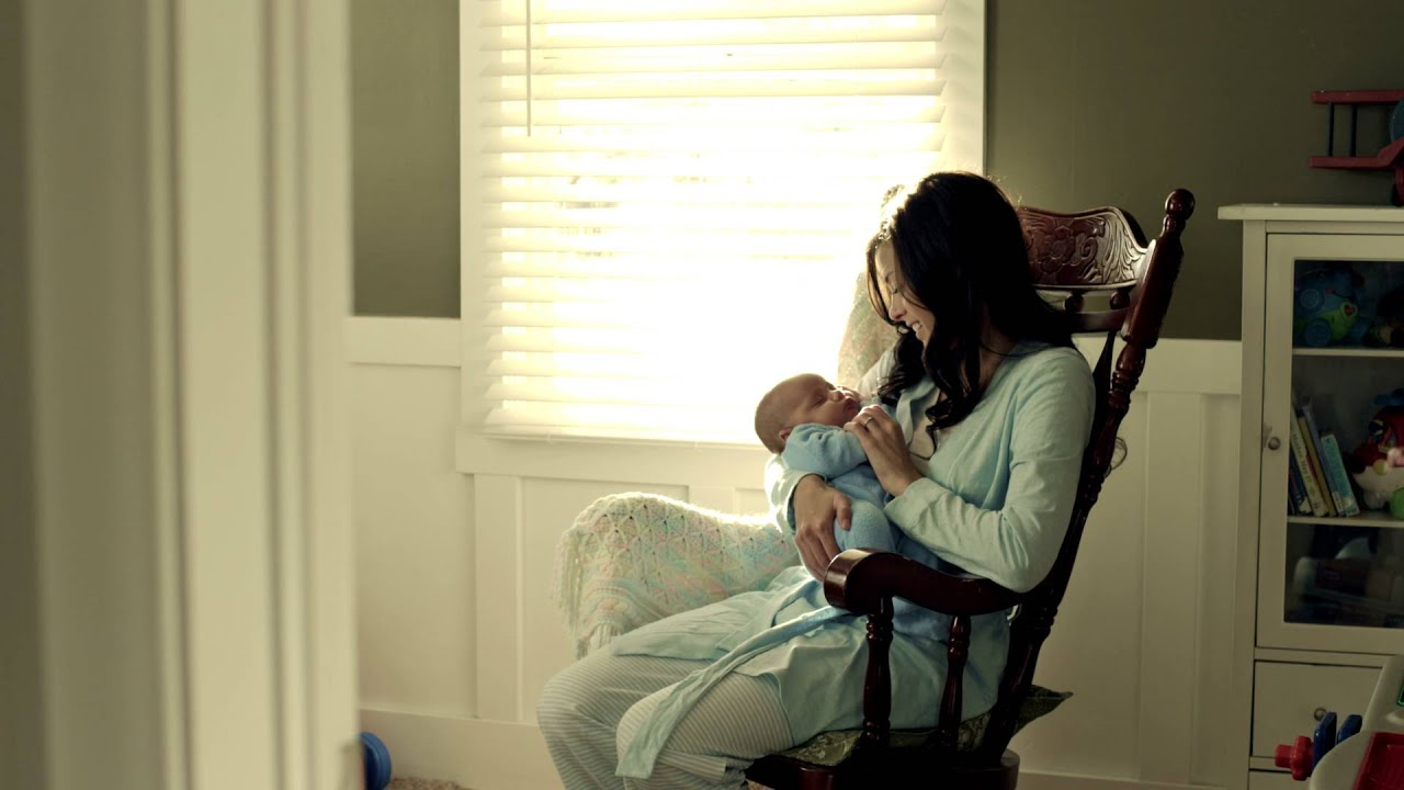 Royalty Free Stock Footage Of Mother With Baby In A