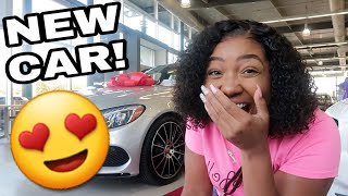 I GOT A NEW CAR!!!!!!! (from a '02 Ford to This!)