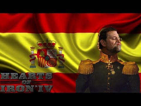 Hearts of Iron IV - Modern Day - España - Iniciamos la Guerra en Europa