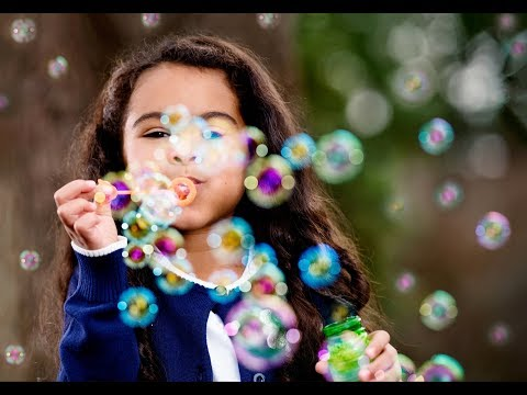 How To Photograph Everything: Portraits with Bubbles