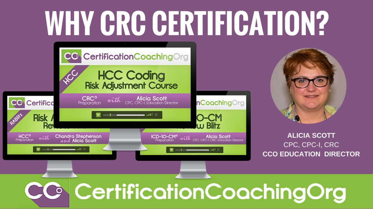 Why crc certification certified risk adjustment course 20 youtube why crc certification certified risk adjustment course 20 xflitez Choice Image
