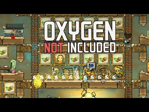Oxygen Not Included - Ep. 10 - Mush Bar Diarrhea! - Let's Play Oxygen Not Included Gameplay