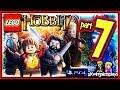 Lego the Hobbit - Walkthrough Part 7 Gollum's Riddles co-op (PS4)