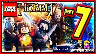 Lego the Hobbit - Walkthrough Part 7 Gollum