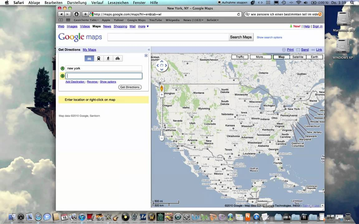 Funny Google Maps  YouTube - Nyc map funny