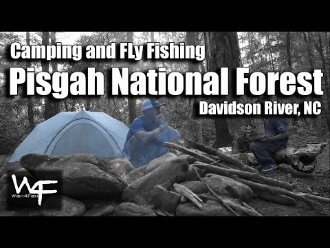 W4F - Camping And Fly Fishing