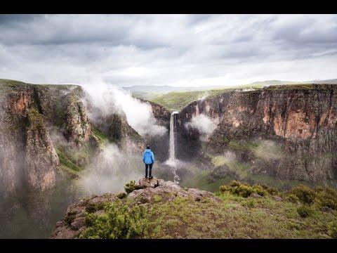 Crossing Lesotho