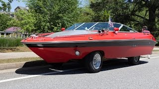 Making Waves: The Ultimate Streetworthy Boat Car