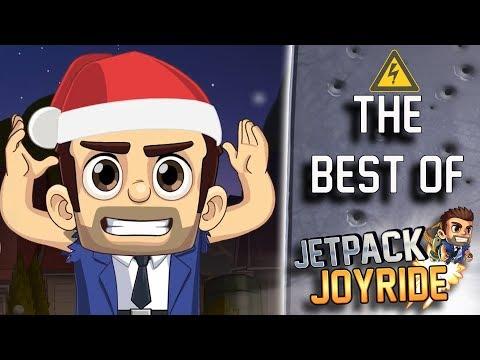 Jetpack Joyride – Christmas Special