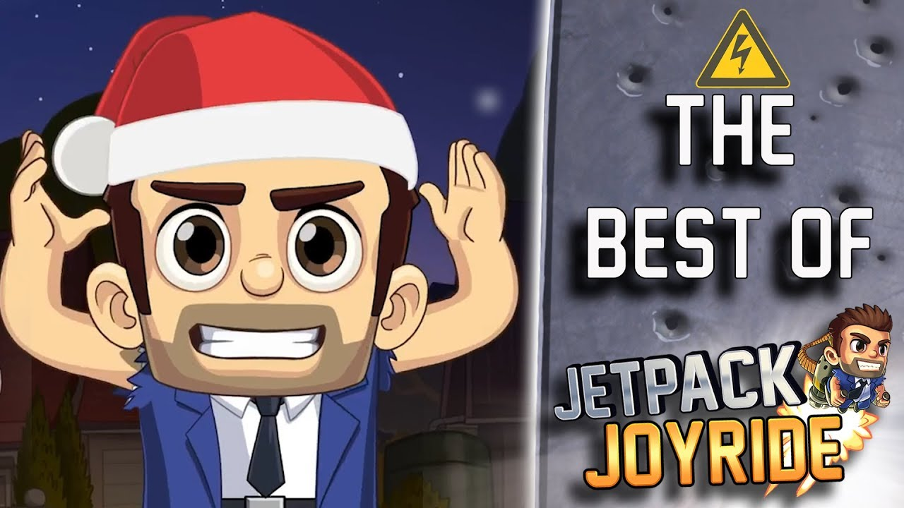 Jetpack Joyride – Christmas Special - YouTube