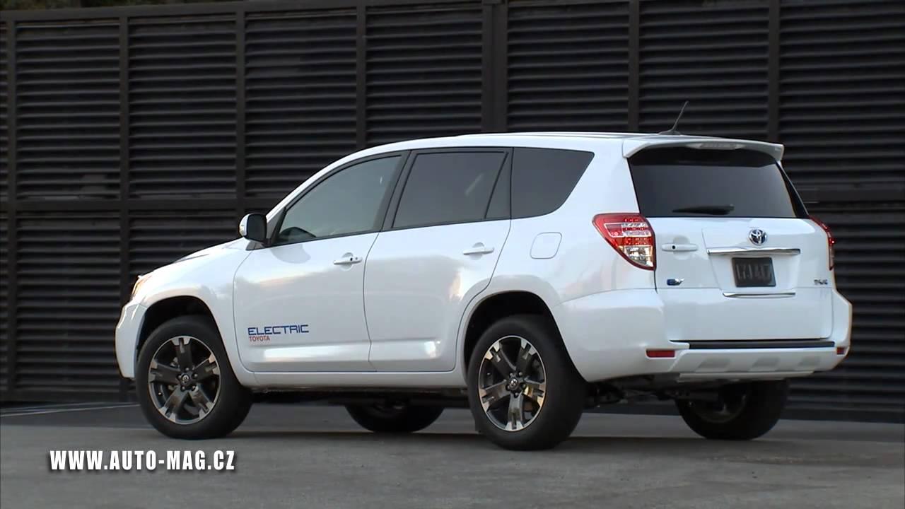 Toyota Raw4 Ev Mpg Youtube