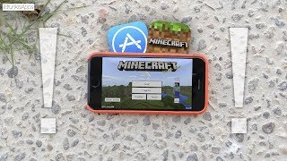 Minecraft PE !GRATIS! Desde Tu iPhone , iPad & iPod Touch (ACTUALIZADO) 2018