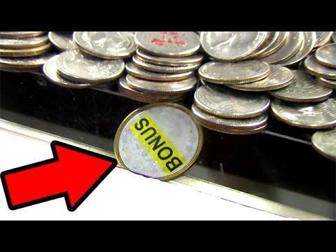 Coin Pusher - Bonus Coin WIN!!   Coin Pusher   Matt3756